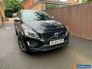 volvo xc60 R-Design Lux D4 AWD  2015  SWAP PX  FREE UK DELIVERY  07494498927