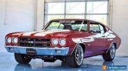 1970 Chevrolet Chevelle SS LSX