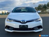 2016 Toyota Corolla hatchback 1.8 liter petrol Auto