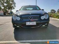 Mercedes C180 Sport Coupe Kompressor 2006