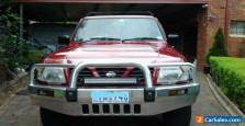 Nissan Patrol 1998 y61gu station wagon 4.5 iv