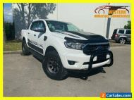 2019 Ford Ranger PX MkIII MY19 XLT Pick-up Double Cab 4dr Spts Auto 6sp, 4x4 A
