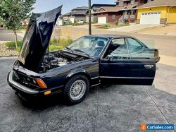 BMW: 6-Series 635csi