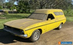 XB falcon panelvan suits van pano XA XC GS V8 GT coupe
