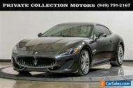 2016 Maserati Gran Turismo