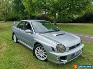 2001 Subaru Impreza WRX 370BHP Manual Petrol 2.0 Turbo