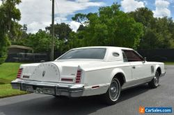 1977 Lincoln Continental Mark V only 19k Miles Absolutely Gorgeous!