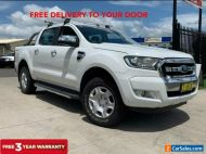 2015 Ford Ranger PX MkII XLT Hi-Rider Utility Double Cab 4dr Spts Auto 6sp, 4 A