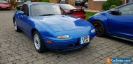 Mazda mx5 Eunos mk1 1800 S Special Laguna Blue 12 months mot restored mint oem.
