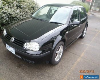 VOLKSWAGEN GOLF - RALLY for Sale