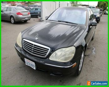 2002 Mercedes-Benz S-Class S 430 for Sale