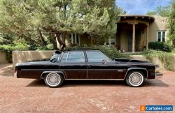 1983 Cadillac Brougham
