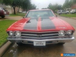 1969 Chevrolet Chevelle Coupe chrome