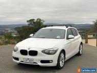 BMW 118i 2012 White