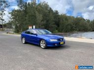 2006 HOLDEN COMMODORE VZ SVZ AUTOMATIC LIMITED EDITION PREMIUM PACKAGE LOW KS