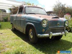 1955 AUSTIN A50 UTILITY