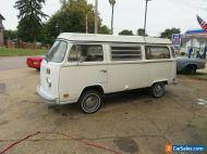 1973 Volkswagen Bus/Vanagon