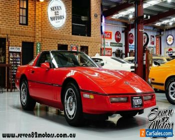 1985 Chevy C4 Corvette for Sale
