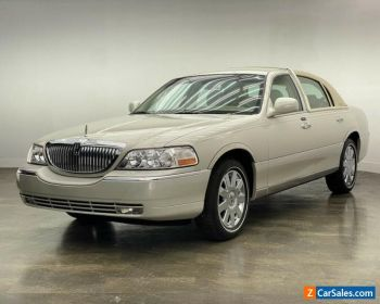2007 Lincoln Town Car for Sale