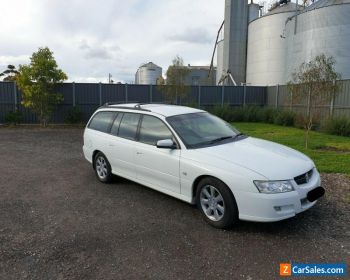 Holden Commodore VZ wagon  2007 factory dual fuel LPG for Sale