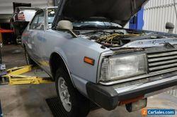 Nissan Skyline 2000 Turbo GT-EX Hardtop  1981