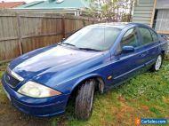 2000 Ford Fairmont AUII Dual Fuel Automatic Sedan NO RESERVE