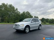 2005 Mercedes-Benz M-Class SPECIAL EDITION ML500