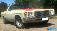 1977 HX Holden Kingswood Ute no Reserve!!