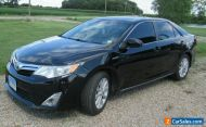 Toyota Camry XLE photo 1
