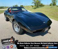 1977 Chevrolet Corvette L-48 Automatic, AC, Very Clean, 45k miles
