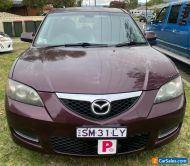 2006 Mazda Mazda3 Neo 5 Sp Manual 4d Sedan