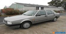 1989 Fiat Croma ie,  not Alfa / Lancia