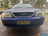 Au Ford Fairmont 1999 duel fuel