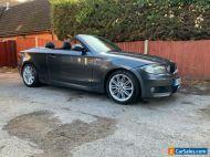2008 BMW 1 Series 2.0 118i M Sport 2dr Auto Convertible Petrol