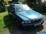 bmw 530d E39 Manual estate - Bargain!!
