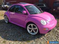 Volkswagen: Beetle-New custom