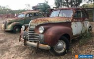 1940 Oldsmobile Sedan Right Hand Drive Original - Restorers Dream - Hot Rod Cust