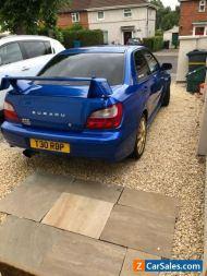 Subaru Impreza uk300 wrx