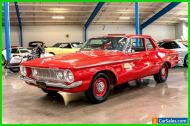1962 Plymouth Belvedere Super Stock 413 Max Wedge