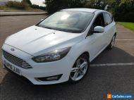 Ford focus titanium 1.5 tdci  (low mileage) excellent condition