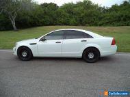 2013 Chevrolet Caprice Police 4dr Sedan w/1SB Sedan 4-Door V8 6.0L