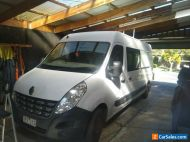 2013 Renault Master Van LWB High Roof Automatic READ ADVERT