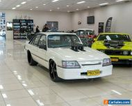 1984 Holden Commodore VK SL White Automatic 3sp A Sedan