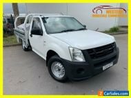 2007 Holden Rodeo RA MY07 DX Cab Chassis Single Cab 2dr Man 5sp 4x2 1468kg 2.4