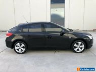 HOLDEN CRUZE 2013 EQUIPE HATCH ONLY 144000K FUEL EFFICIENT VERY CLEAN IN & OUT