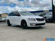 2015 Skoda Octavia NE Ambition 103TSI Wagon 5dr DSG 7sp 1.4T [MY15.5] White A
