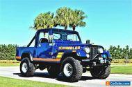 1981 Jeep CJ-8 Scrambler 4x4 Lifted 355 V8 4-Speed Beautiful!