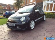2009 Fiat 500 Abarth Esseesse - 595 Competizione modifications