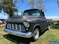 1955 Chevrolet SWB V8 Auto Pickup Hotrod Truck.
