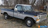 1979 Ford F-250 Ranger Package